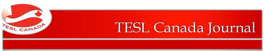TESL Canada Journal